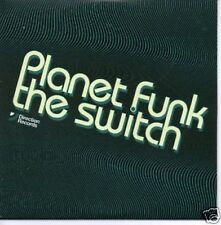 (782V) Planet Funk, The Switch - DJ CD