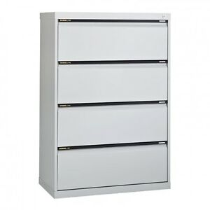 *BRAND NEW* STATEWIDE Lateral filing Cabinets 4 Drawer*All Colours*