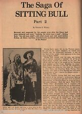 The Saga of Sitting Bull Part 2+Allen,Baker,Barber,Big Foot,Big Mane,Black Fox