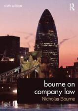 Bourne on Company Law (Volume 1)