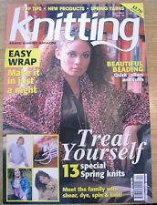 February Knitting Monthly Craft Magazines