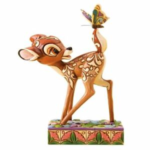 Disney Traditions Wonder of Spring Bambi Collectors Figurine - Boxed