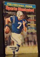 Sports Illustrated Magazine September 13 1976 Pro Football Issue