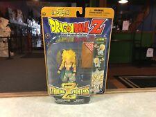 2002 Irwin Dragon Ball Z Striking Z Fighters SS 3 Gotenks Figure MOC
