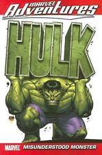 Marvel Adventures Hulk Vol. 1: Misunderstood Monster v. 1