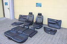Innenausstattung Leder schwarz * AUDI A6 Avant *