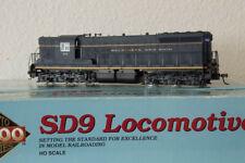 US Lok, HO, Life Like/ Proto 2000, SD9 Baltimore and Ohio. Analog, Schnittstelle