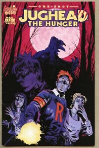 Jughead The Hunger One-Shot #1-2017 vf- 7.5 Standard Cover Michael Walsh
