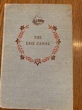 The Erie Canal, Samuel Hopkins Adams. 1953 Landmark Books collectible