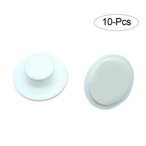10Pcs Convenient Self-Stick Door Window Instant Drawer Knob Mini Handle Helper*h