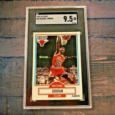 1990-91 Fleer #26 Michael Jordan SGC 9.5 MINT+