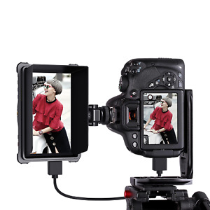 """LILLIPUT T5  5"""" 4K HDMI2.0 on Camera DSLR  Monitor 3D LUT Touch Screen IPS FHD"""
