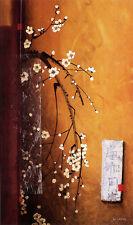 "Don Li-Leger ""Oriental Blossoms lll"" Fine Art Reproduction"