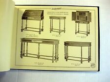 Awesome 1920s American Furniture Novelty Company Catalog Desks Tables Cabinets