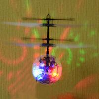 LED Flying Ball bola magica leds voladora induccion infrarrojos helicoptero Rc