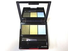 SHISEIDO LUMINIZING SATIN Eye Color Trio # GD 804 0.1 Oz / 3 g BRAND NEW IN BOX!