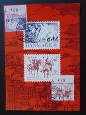 horse plate number stamps Slania Nordia 1981 Helsinki maximum card Denmark 1777