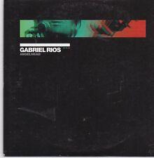 Gabriel Rios-Angel Head Promo cd album cardsleeve