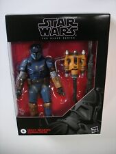"Hasbro E6996 Star Wars The Black Series Heavy Infantry Mandalorian 6"" Figure D2"