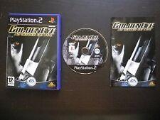 GOLDENEYE AU SERVICE DU MAL : JEU Sony PLAYSTATION 2 PS2 (complet, envoi suivi)