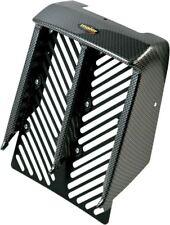 Yamaha Yfz350 Banshee 87-06 Maier cache radiateur Fibre de Carbone Noir aspect