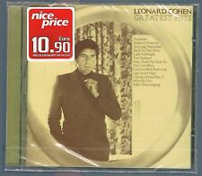 LEONARD COHEN GREATEST HITS CD SIGILLATO!!!