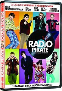 Pirate Radio (DVD, Canadian)