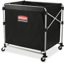 Rubbermaid Commercial Collapsible X Cart Utility Cart 1881750
