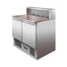 Tavolo frigorifero frigo banco pizza cm 90x70x101 +2 +8 RS1980