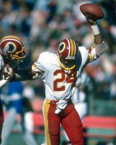 LEMAR PARRISH 8X10 PHOTO WASHINGTON REDSKINS NFL FOOTBALL PICTURE