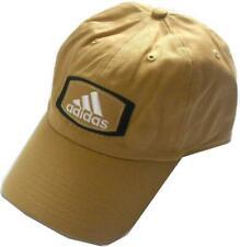 Adidas Garment Wash Weekend Warrior Baseball cap hat  Khaki