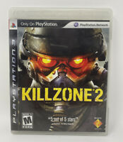 Killzone 2 (Sony PlayStation 3 PS3, 2009) - Complete Tested Working