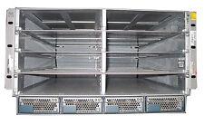 Cisco N20-C6508 UCS 5108 chasis del servidor blade con 4xPSU/8xFAN/2 X 2208XP