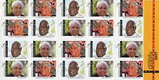 Australia 2017 MNH Legends Tom Calma Lowitja O'Donoghue 20v S/A Booklet Stamps