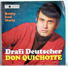 """7"""" Vinyl DRAFI DEUTSCHER - Don Quichotte"""