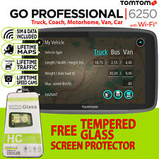 TomTom Go Professional 6250 Truck GPS System
