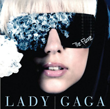 LADY GAGA-THE FAME-JAPAN CD BONUS TRACK Ltd/Ed B63