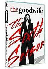 Dvd THE GOOD WIFE  *** Stagione 6 (Box 6 Dischi) Serie Tv ***......NUOVO