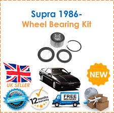 For Toyota Supra 3.0 24V Turbo Bi Turbo 1986- Rear Wheel Bearing Kit New