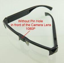 HD 1080P Spy Hidden No Hole Half Frame Glasses Camera DVR  Eyewear Camera