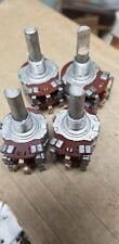 4X )  Vintage CRL Centralab Dual 1 Meg