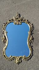 Beautiful Ornate Baroque Style Mirror