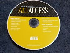 All Access January 2018 Anita Goodesign (CD ONLY)