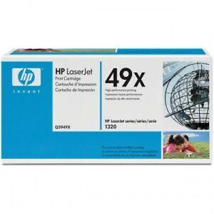 Original HP Toner 49X Q5949X LaserJet 1320 3390 3392 Neutrale Schachtel