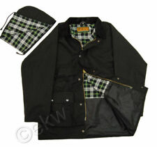 Cappotti e giacche da uomo neri con bottone automatico e colletto