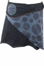 Cotton Floral Wrap, Sarong Skirts for Women