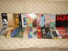 Lot of 26 Lp Jazz Music Records