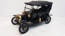 Franklin Comme neuf 1:16 Ford Modèle T 1913 Touring Sedan Noir Top