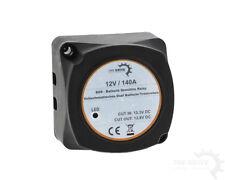 Spannungsgesteuertes Batterie -Trennrelais KFZ/ Wohnmobil Boot 12 V / 140 Ampere