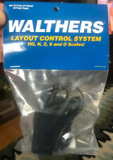 WALTERS {942-110} 2-Amp 12-Volt Filtered DC Power Supply
